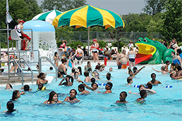 Family Aquatic Center Pool