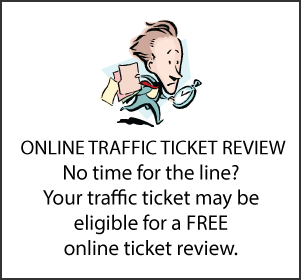 Online Traffic Ticket Review